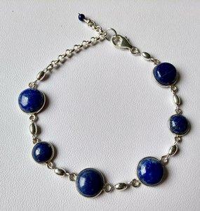 Lapis lazuli armband - verkocht -